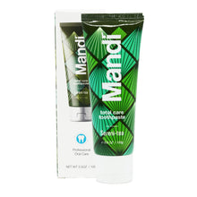Load image into Gallery viewer, MANDI SERENI-TEA TOOTHPASTE 100G (TUBE)