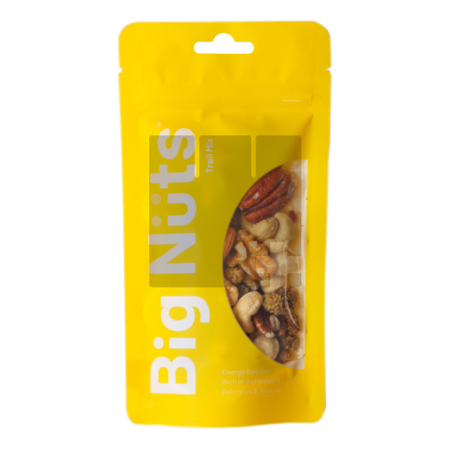 BIG NUTS MEMORY BOOSTER TRAIL MIX 110G (PACK)