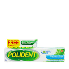 Load image into Gallery viewer, POLIDENT FLAVOUR FREE 60G PROMO PRICE (TUBE)