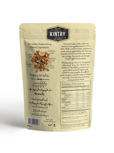 KINTRY SALTED BUTTER CARAMEL GRANOLA 200G - (PACK)