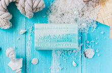 Load image into Gallery viewer, AUSTRALIA BOTANICAL SOAP 200GM - SEASALT (BAR)