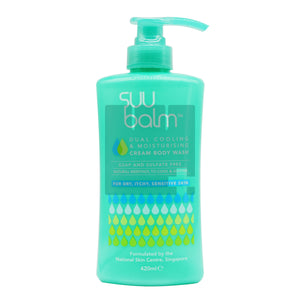 SUU BALM CREAM BODY WASH 420ML (BTL)