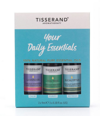 TISSERAND YOUR DAILY ESSENTIALS (SET) - Wellings Online Store
