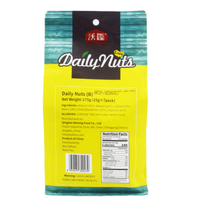WOLONG DAILY NUTS B07 175G (PACK)