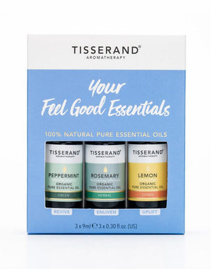 TISSERAND YOUR FEEL GOOD ESSENTIALS (SET) - Wellings Online Store
