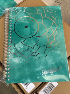 Uplifted Yoga Planner & Journal – 2019 Chakra Edition