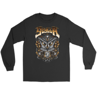 Owl Color Long Sleeve