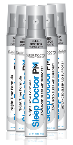 Night Time  Sleep Aid Formula 5 Pack