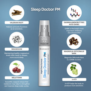 Night Time Sleep Aid Spray
