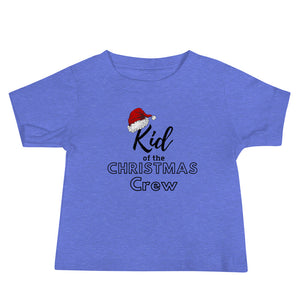 Open image in slideshow, Kid of the Christmas Crew (Baby)