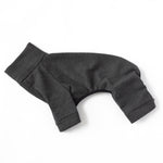 dog pajamas dark grey