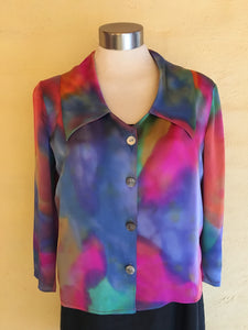 Button Jacket (Multicolour)