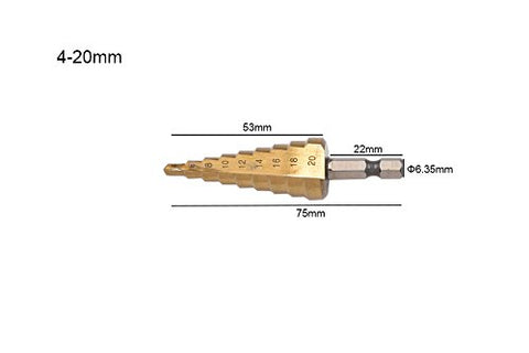 High Speed Steel Drill