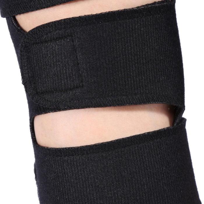 Tourmaline Self Heating Knee Pads Magnetic Therapy Kneepad Pain Relief Arthritis Brace Support Patella Knee Sleeves Pads 1 Pair