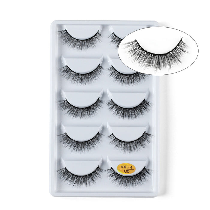 Natural Fake Eyelashes