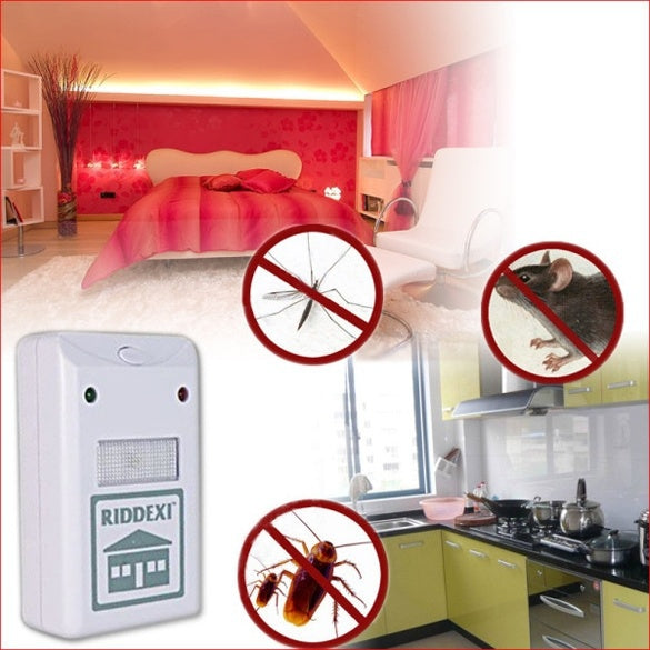 Electronic Pest Rodent Repeller
