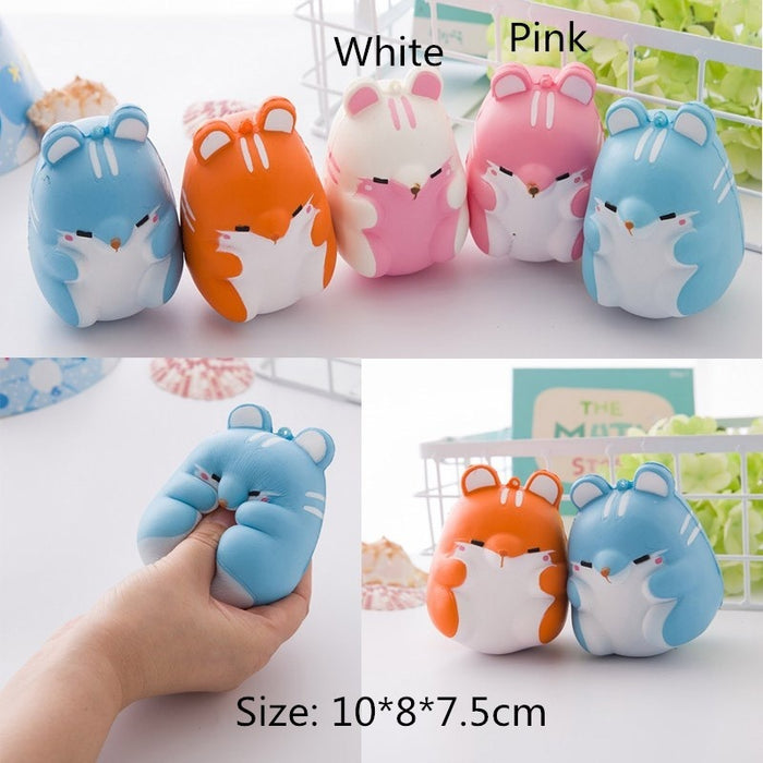 Squishy Squeeze Stress Reliever Kids Toy Squishies Toy Scented Squishy Slow Rising Squeeze Toys