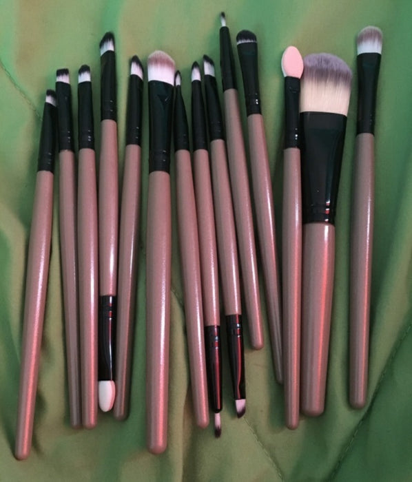 Makeup Brush Set Tools Wool Brushes Kits 20pcs/set