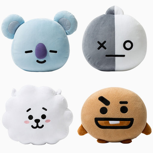 Plush Toy COOKY TATA SHOOKY KOYA CHIMMY RJ MANG Pillow Doll Cushion U3AZQZ1616/h1
