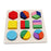 Baby Wooden Building Block, Early Educational Intellectual Geometry Toy