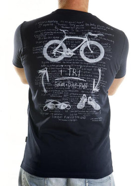 Itri Mens Triathlon T Shirt