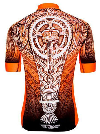 Aztec Mens Cycling Jersey Cycology