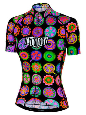 Cycodelic Womens Cycling Jersey |