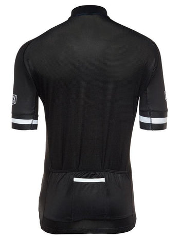 Incognito Black Mens Jersey Cycology