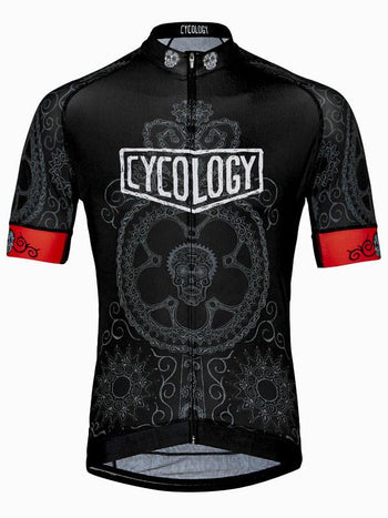Day of the Living Mens Cycling Jersey Cycology