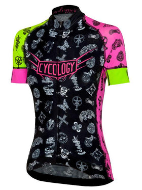 Velosophy Womens Cycling Jersey