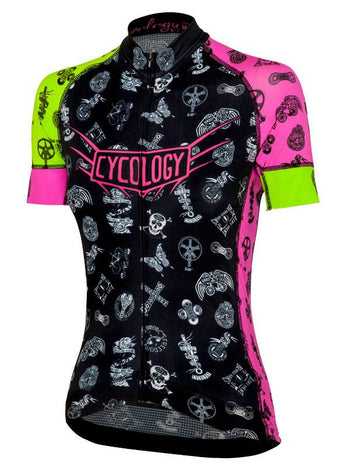 Velosophy Womens Cycling Jersey  377db32f5