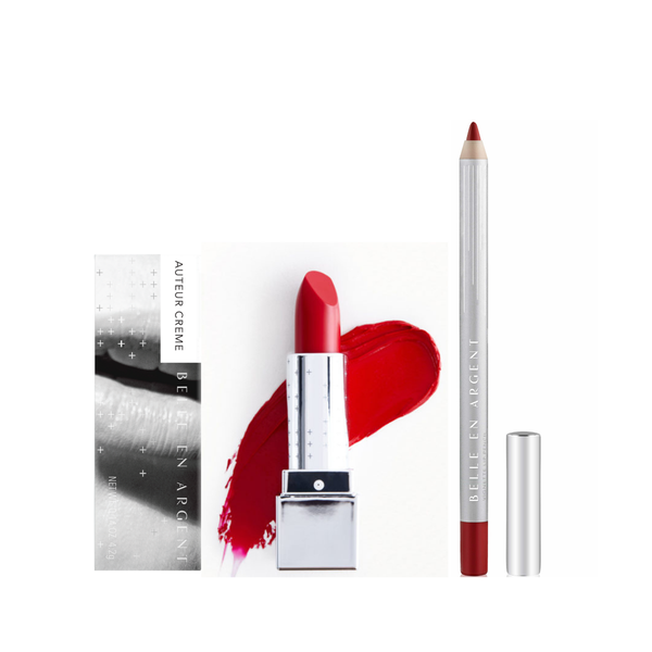 2D Mini Lipstick Kit - Red