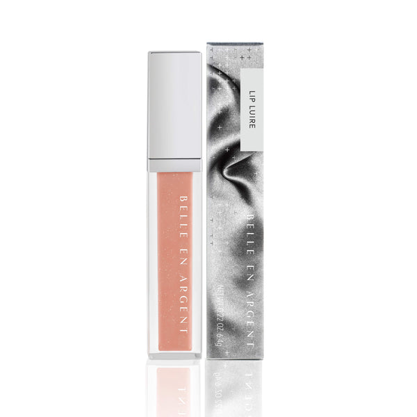 For B.B. Lip Gloss - Belle en Argent