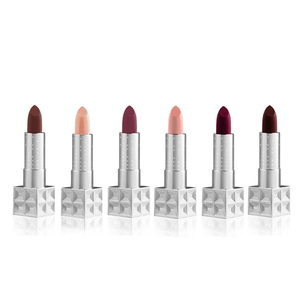 Synopsis Auteur Lip Set - Belle en Argent Clean Beauty