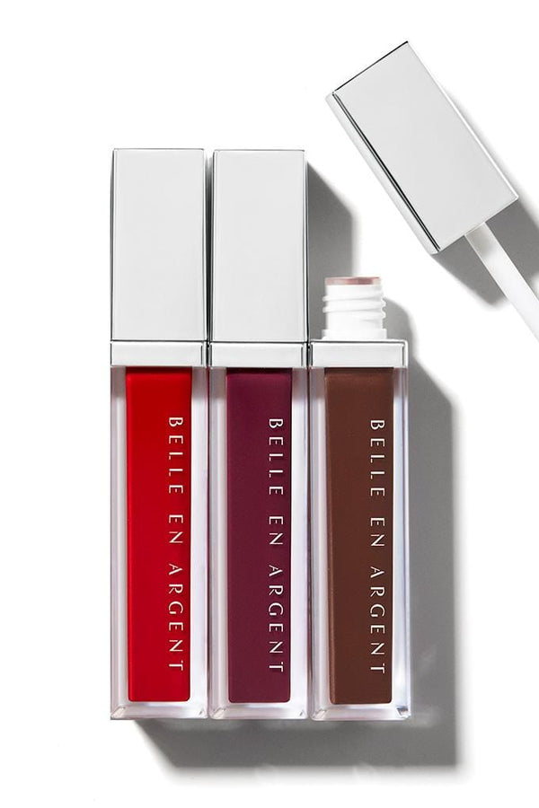 Award Winning Lip Gloss Set - Belle en Argent