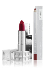 Certainty - 2D Creme Lip Kit - Belle en Argent Clean Beauty