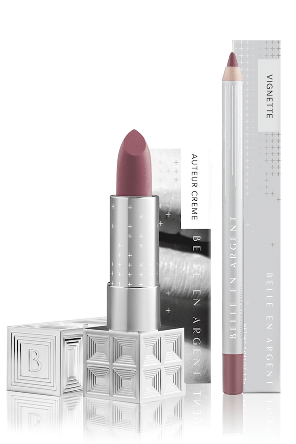 Nextdoor 2D Creme Lip Kit - Belle en Argent Clean Beauty