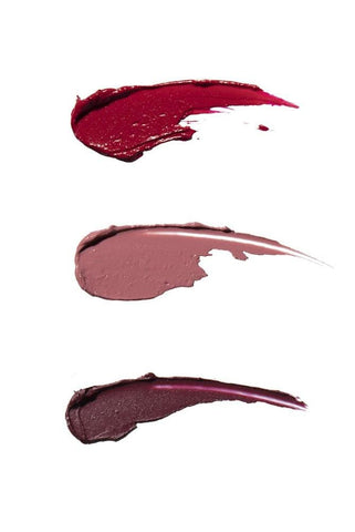Exhibition - Lip Color Set - Belle en Argent