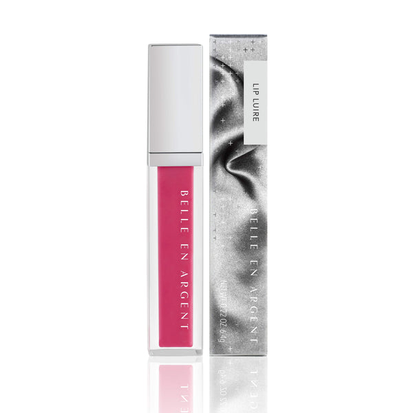 Gleeful Vigilante Lip Gloss - Belle en Argent Clean Beauty