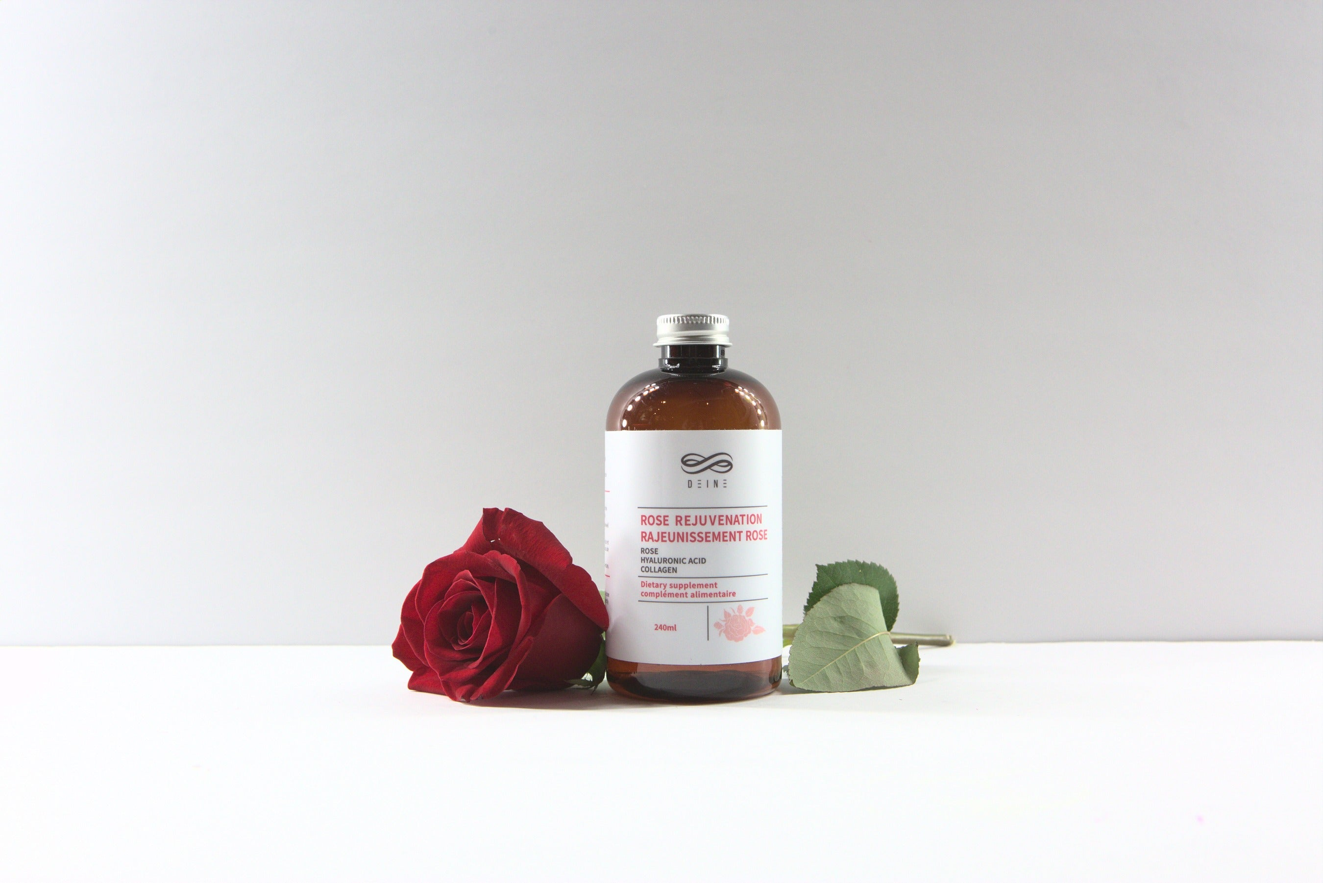 Rose Collagen Rejuvenation Supplement