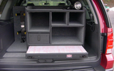 FD-109 Vehicle Command Cabinet by warningproducts.com