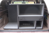 FD-115 Vehicle Command Cabinet by warningproducts.com