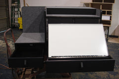IC-330 Vehicle Command Cabinet by warningproducts.com