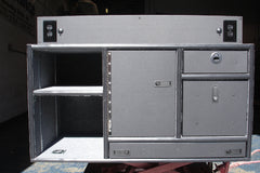 IC-340 Vehicle Command Cabinet by warningproducts.com