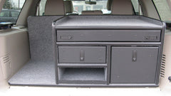 Vehicle Command Cabinet FD-105 from warningproducts.com