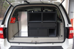 FD-104 Vehicle Command Cabinet by warningproducts.com