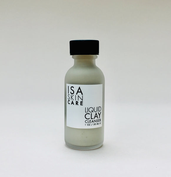 LIQUID CLAY CLEANSER 1.0 oz - Travel Size