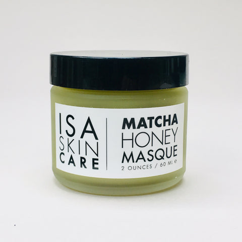 MATCHA HONEY MASQUE 2.0 oz