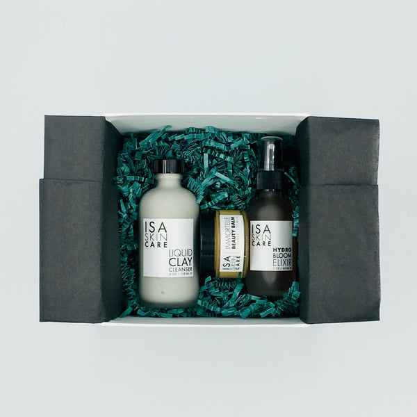 GIFT SET - GREEN BEAUTY BUNDLE