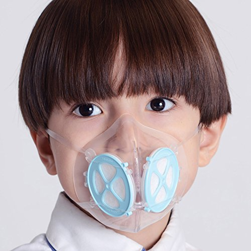 Totobobo Anti Pollution Mask for Kids from Purita